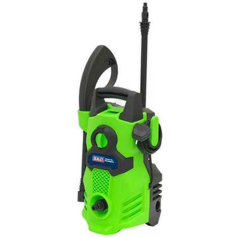 Sealey PW1500HV Pressure Washer 105bar with TSS 230V Hi-Vis Green