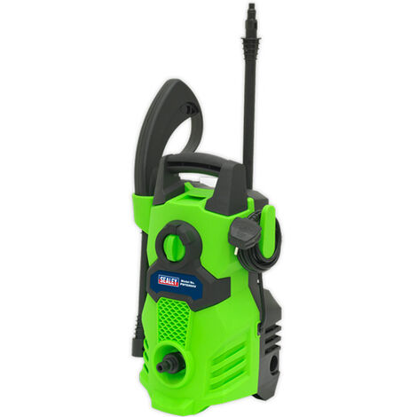 Sealey PW1500HV Pressure Washer 105bar with TSS 230V Hi-Vis Green - PW1500HV