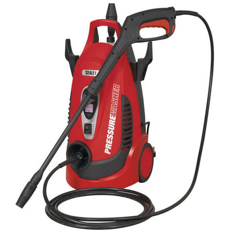 Sealey PW1750 120bar Pressure Washer with TSS & Rotablast Nozzle 230V