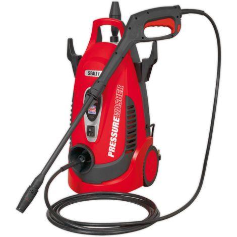 Sealey PW1750 Pressure Washer 120bar with TSS & Rotablast® Nozzle 230V