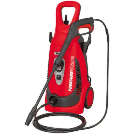 Sealey PW2000 Pressure Washer 140bar with TSS & Rotablast® Nozzle 230V