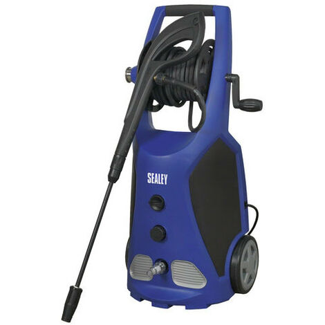 Sealey PW3500 140bar Professional Pressure Washer with TSS & Rotablast Nozzle 230V