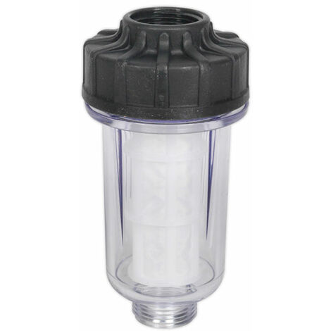 Sealey PWA08 water filter kit for pressure washers