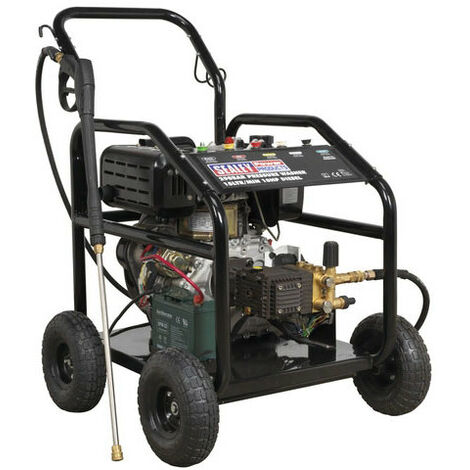 Sealey PWDM3600 290bar Pressure Washer 15ltr/min 10hp Diesel
