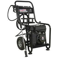Sealey PWM2500 220bar Pressure Washer 10ltr/min 6.5hp Petrol