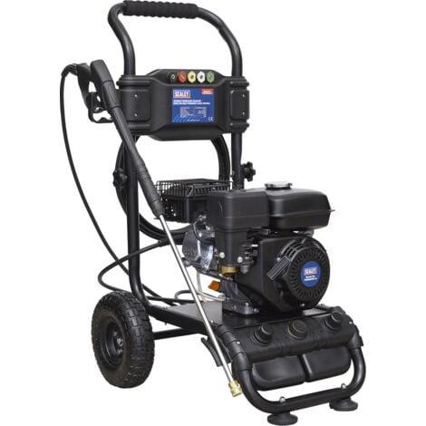 Sealey PWM2500 Pressure Washer 220bar 540L/hr 6.5hp Petrol