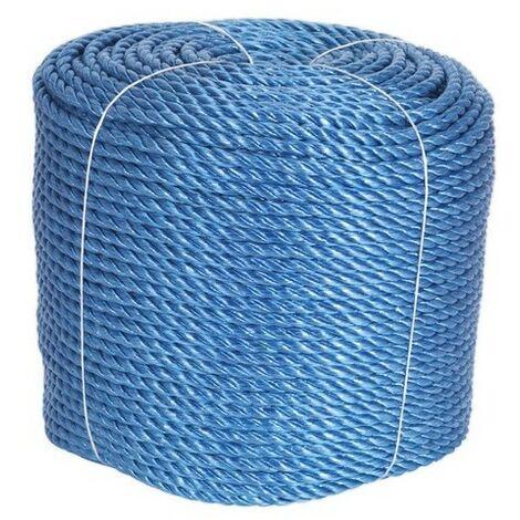 Sealey RC08220 Polypropylene Rope 8mm x 220 Metre