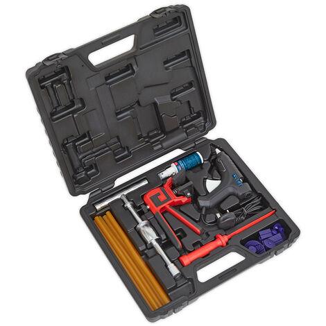 Sealey RE105 Hot Glue Paintless Dent Repair Kit 230V