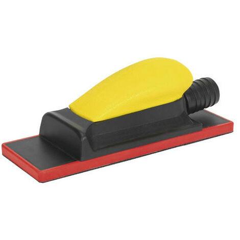 Sealey RE4012 70 x 198mm Dust-Free Sanding Block