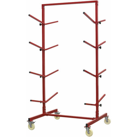 """main image of """"Sealey RE55 Bumper Rack Double-Sided 4-Level"""""""
