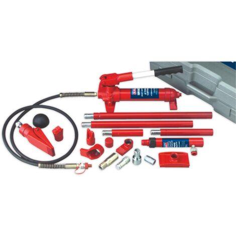 Sealey RE83/4 Hydraulic Body Repair Kit 4tonne SuperSnap Type