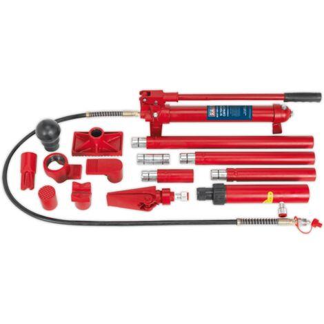 Sealey RE97/10 Hydraulic Body Repair Kit 10tonne Snap Type