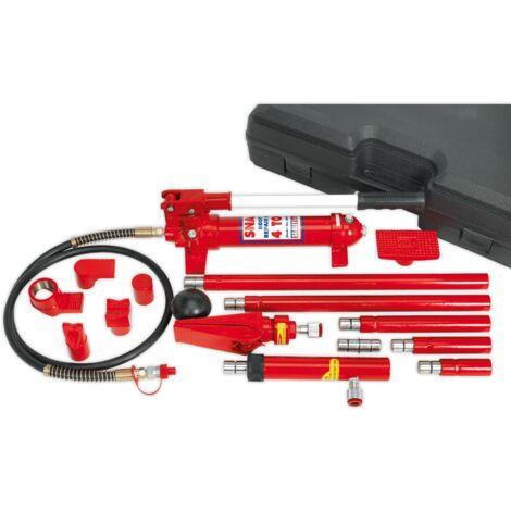 Sealey RE97/4 Hydraulic Body Repair Kit 4tonne Snap Type