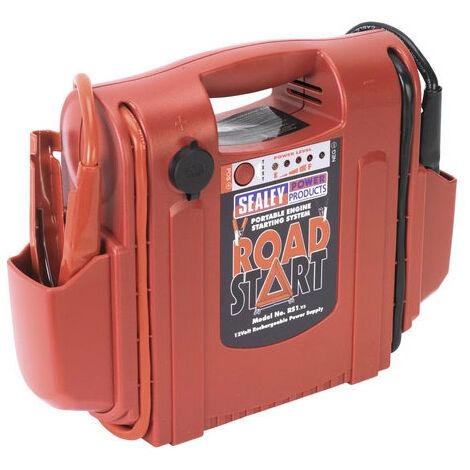 Sealey RS1 12V RoadStart Emergency Power Pack 1000 Peak Amps