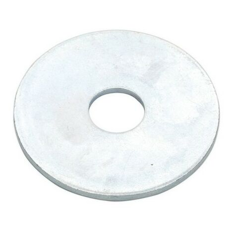 Sealey RW1038 Repair Washer M10 x 38mm Zinc Plated Pack of 50