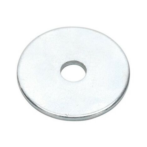 Sealey RW519 Repair Washer M5 x 19mm Zinc Plated Pack of 100