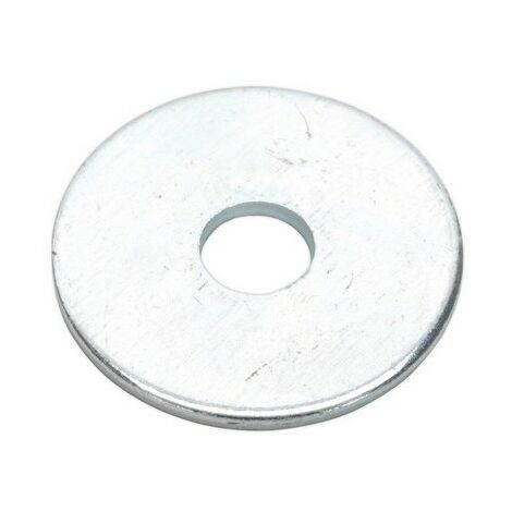 Sealey RW625 Repair Washer M6 x 25mm Zinc Plated Pack of 100