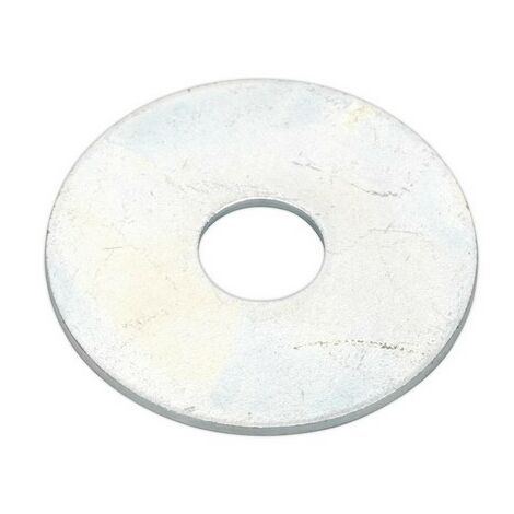Sealey RW838 Repair Washer M8 x 38mm Zinc Plated Pack of 50