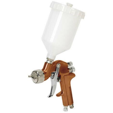 Sealey S775G Gravity Feed Spray Gun 1.3mm Set-Up