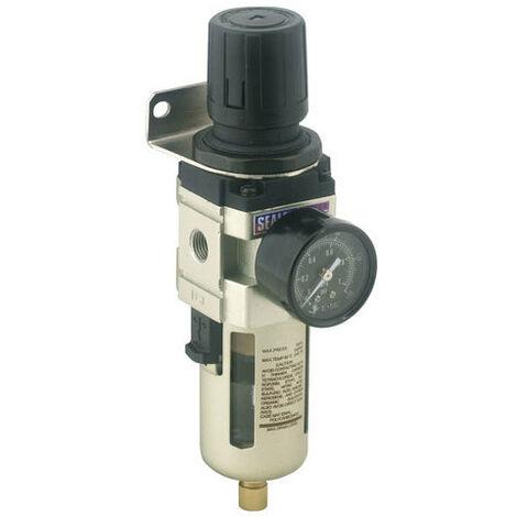 Sealey SA106FR Air Filter/regulator Max Airflow 70cfm