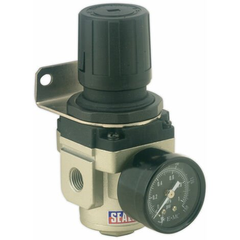 Sealey SA106R Air Regulator Max Airflow 88cfm