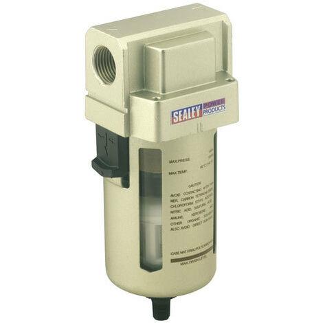 Sealey SA206FAD Air Filter Auto Drain Max Airflow 140cfm