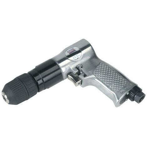 Sealey SA241 10mm Reversible Air Drill with Keyless Chuck