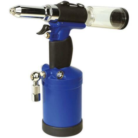Sealey SA316 Air/Hydraulic Riveter Heavy-Duty Vacuum System