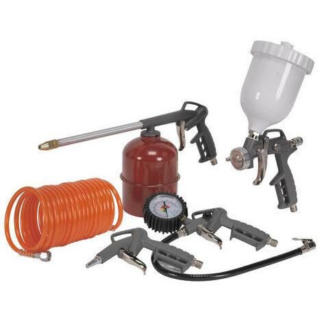 Sealey SA33G 5pc Air Accessory Kit