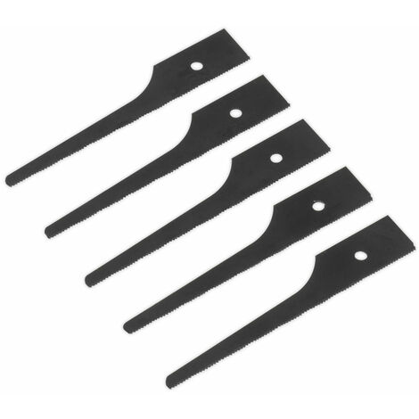 Sealey SA345/B32 air saw blade 32tpi pack of 5