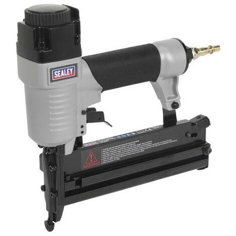 Sealey SA792 Air Nail/Staple Gun 10-50mm/10-40mm Capacity