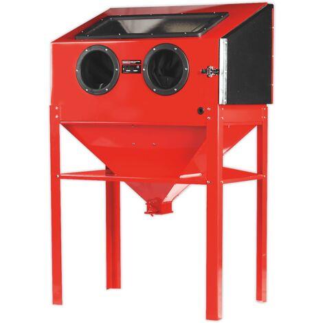 Sealey SB973 Shot Blasting Cabinet 890 x 570 x 1380mm