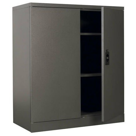 Sealey SC03 3 Shelf 2 Door Floor Cabinet