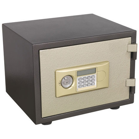Sealey SCFS01 420 x 350 x 330mm Electronic Combination Fireproof Safe