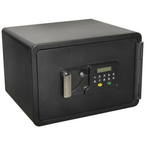 Sealey SCFS04 450 x 380 x 305mm Electronic Fire Proof Safe