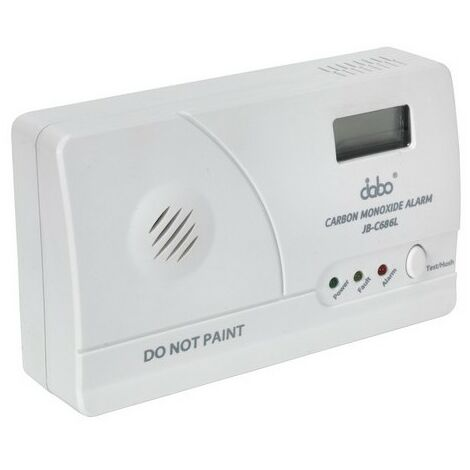 Sealey SCMA1 Carbon Monoxide Alarm