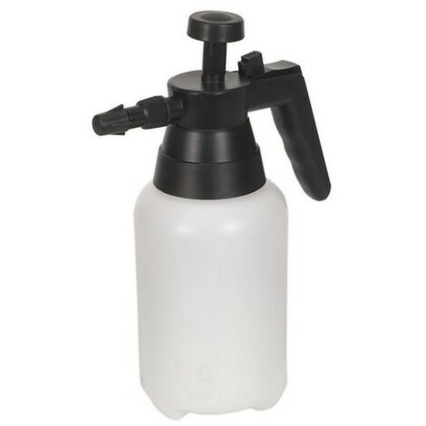 Sealey SCSG02 Pressure Solvent Sprayer with Viton Seals 1 Litre