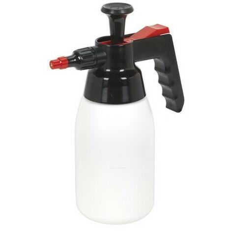 Sealey SCSG04 Premium Pressure Solvent Sprayer with Viton Seals 1 Litre