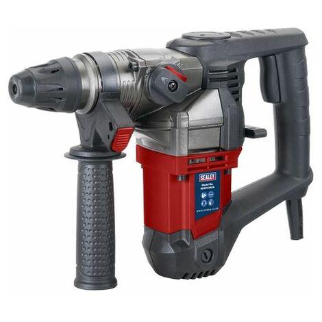 Sealey SDSPLUS26 Rotary Hammer Drill SDS Plus 26mm 900W/230V