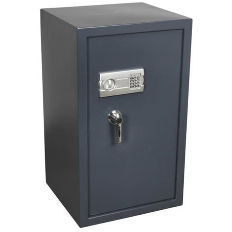 Sealey SECS06 515 x 480 x 890mm Electronic Combination Security Safe