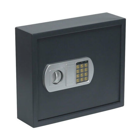 Sealey SEKC50 50 Key Capacity Electronic Key Cabinet