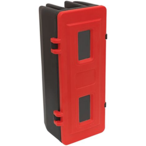 Sealey SFEC01 Fire Extinguisher Cabinet - Single