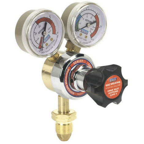 Sealey SGA4 Acetylene Regulator