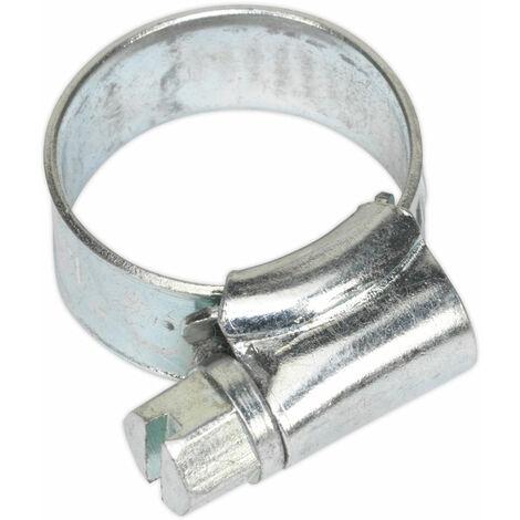 Sealey SHC00 Hose Clip Zinc Plated Ø13-19mm Pack of 30