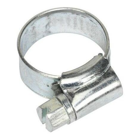 Sealey SHCM00 Hose Clip 10-16mm Pack of 30