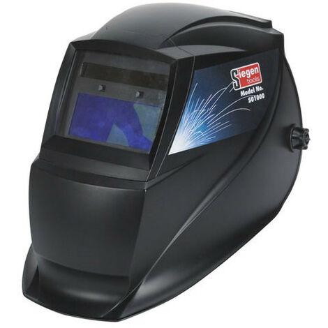 Sealey Siegen S01000 Auto Darkening Welding Helmet Shade 11
