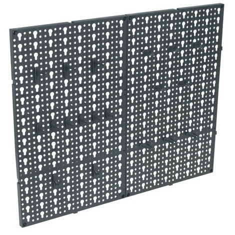 Sealey Siegen S0765 2pc Composite Pegboard Set