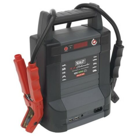 Sealey SL2S Jump Starter Power Pack Lithium(LiFePO4) 800Amp