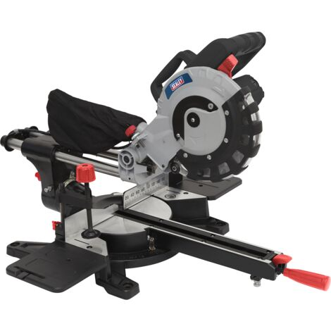 """main image of """"Sealey Sliding Compound Mitre Saw 216mm"""""""