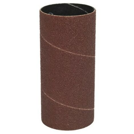 Sealey SM1300B50 Sanding Sleeve 50 x 90mm 80Grit